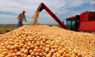 Si el clima acompaña, el ingreso por divisas de las exportaciones agrícolas de 2018 será similar a 2017