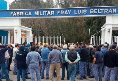 Fabricaciones Militares cesó 260 contratos y hay tensión en la ruta 3