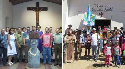 Miles cruzarán las fronteras hacia Chile para ver al Papa