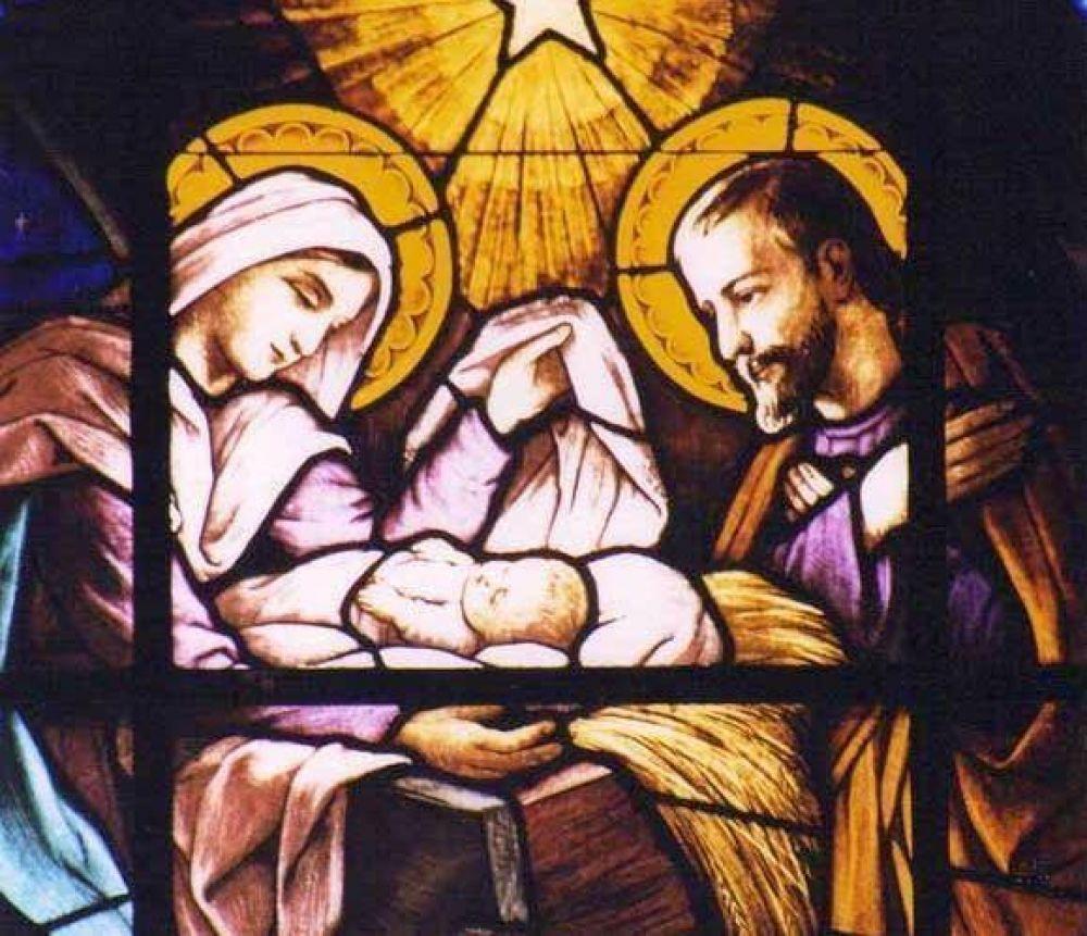 En año nuevo, los obispos rezaron por la familia y por la paz