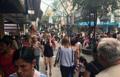 Córdoba: las ventas minoristas crecieron 0,3% mensual