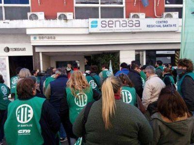 Despidos en Senasa: estado de asamblea permanente y movilización