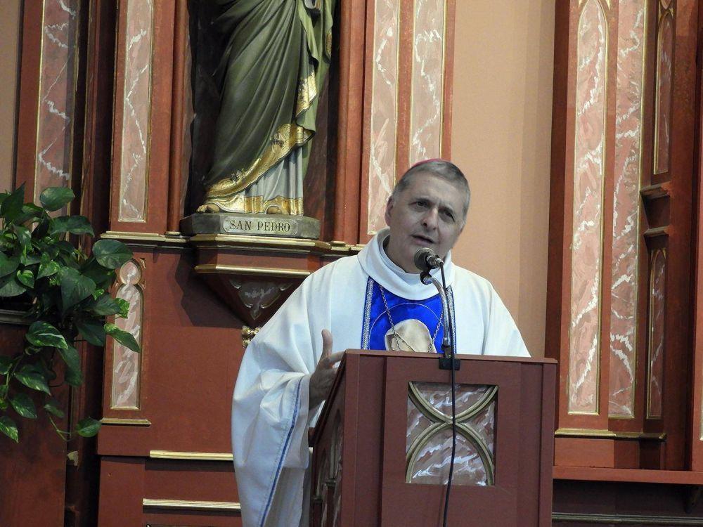 """Obispo de la Diócesis de 9 de Julio: """"la paz auténtica solo se alcanza recorriendo el camino del bien común"""""""