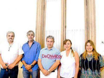 """Concejales del oficialismo: """"Vamos a luchar para que realmente se normalice y funcione como debe el HCD de Chivilcoy"""""""