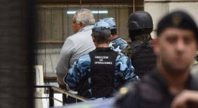 Obreros de la Uocra aseguran que el 'Pata' Medina controla patotas desde la cárcel