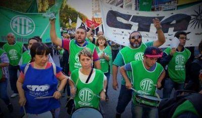 Paro nacional de ATE: en San Luis, habrá asambleas y una manifestación en Merlo