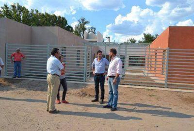 Más puestos de trabajo y residencias médicas en Buena Esperanza