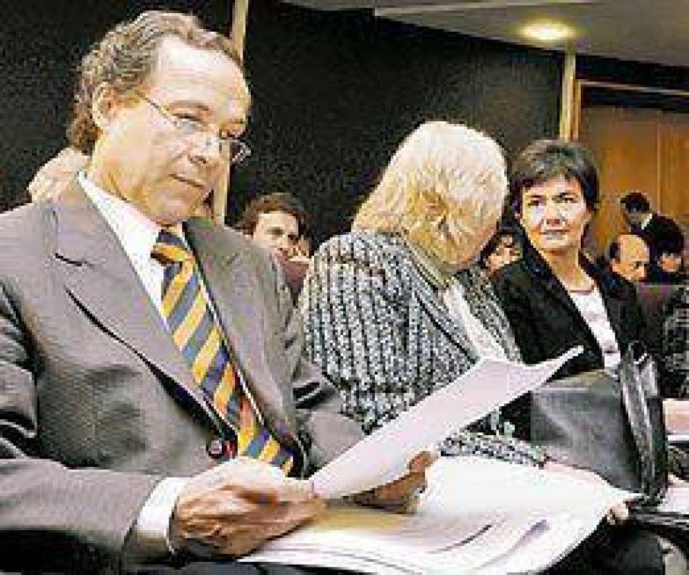 Giustiniani adelantó que apoya la ley, pero que pedirá modificaciones