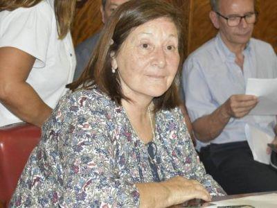 La concejal Mercedes Morro preocupada por quienes habitan en el basural
