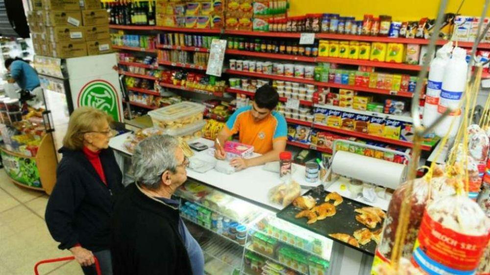 Almaceneros: los precios subieron 22,8% en Córdoba durante el 2017