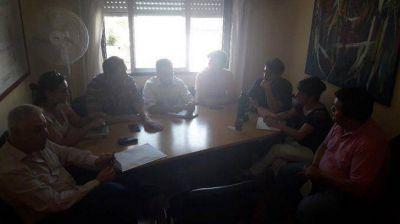 Arquitectos, Ingenieros y Técnicos se reunieron con la Directora de Desarrollo Urbano de Tandil