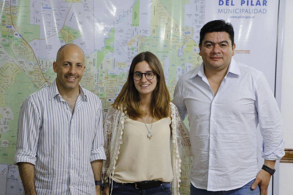 Una joven pilarense, reconocida entre los mejores ingenieros del país