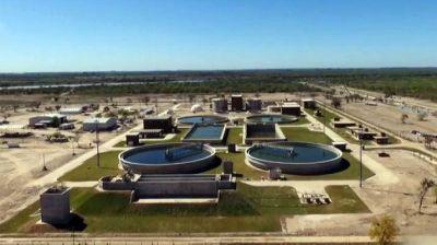 Desde Nación destacan el trabajo en conjunto con la provincia por obras hídricas