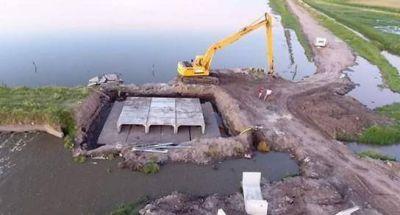 Villa Cañás: la provincia finaliza obra de recuperación vial