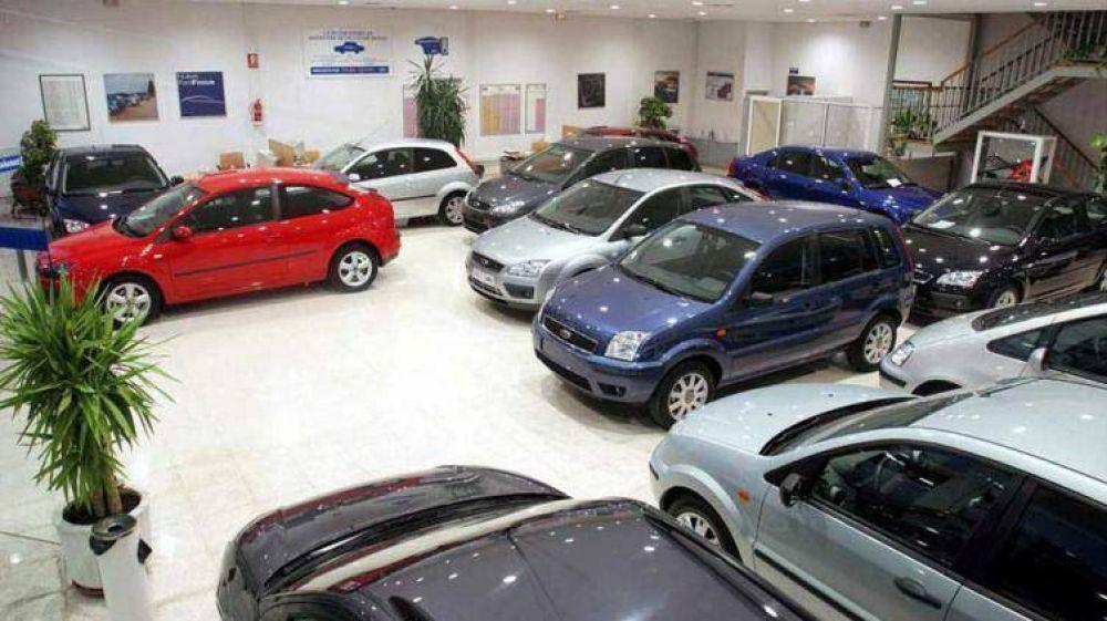 El patentamiento de autos creció un 27% en 2017