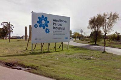 Parque Industrial: exigieron celeridad en las obras a Provincia