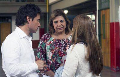 Ministro de Educación: estuvo ayer en Zárate y vuelve para recorrer las Escuelas de Verano locales