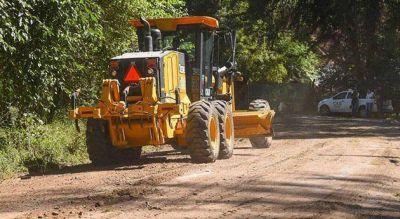 AySA comenzó a reparar calles que habían sido dañadas por la obra del acueducto