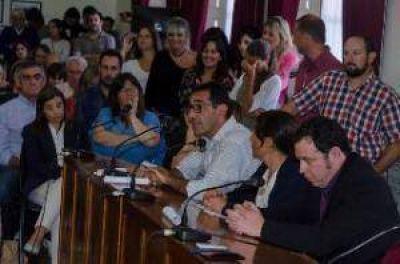 Unidad Ciudadana pide Sesión Extraordinaria ante los Despidos