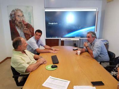 Obras futuras y otras gestiones en Hidráulica