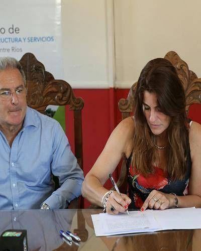 Se inicia el plan totalizador del agua potable de Villaguay