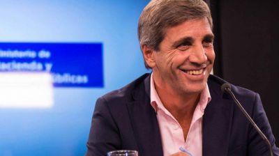 Anses le pagó más de medio millón de pesos en comisiones al fondo de inversiones de Luis Caputo