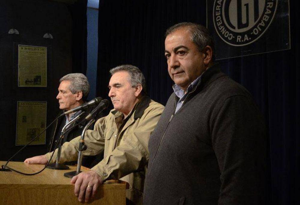 La CGT se mantiene en silencio sobre Balcedo pero cuestionó el allanamiento a otro gremio