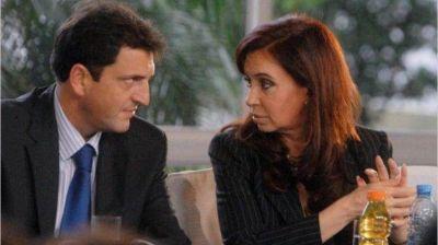 Desde el FR descartaron un acercamiento entre Sergio Massa y Cristina Kirchner