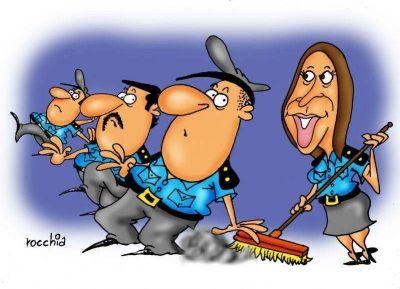 Policías amenazan con hacer caer el Operativo Sol disconformes con el pago de viáticos