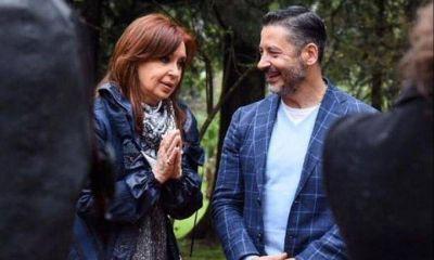Menéndez va por una reunión CFK-Massa, el FR dice no y Máximo K merodea