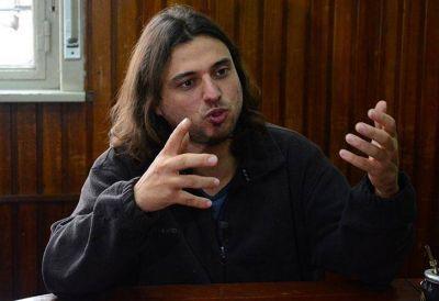 Juan Grabois cruzó a un periodista de Clarín por su vínculo con el Papa