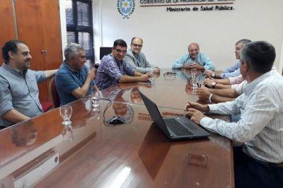 El Ministerio de Salud coordina acciones para mejorar el servicio de PAMI