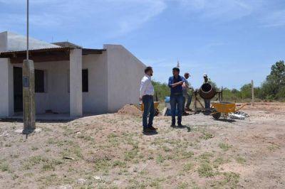 El Gobierno finalizará 14 viviendas del ex plan Solidaridad