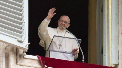 Ángelus del Papa: llegar a Cristo y avanzar hacia la justicia y la paz