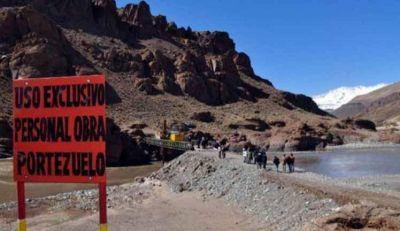 Portezuelo: Mendoza espera