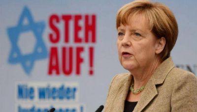 Proponen en Alemania expulsar a inmigrantes antisemitas