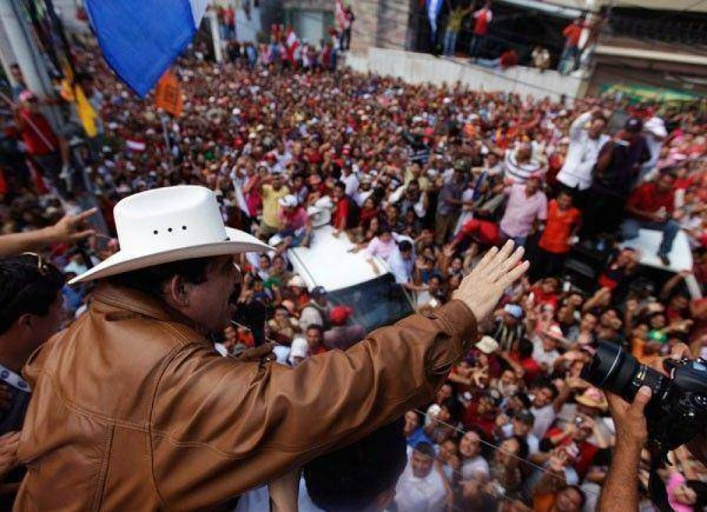 Honduras: sorpresivo regreso de Zelaya