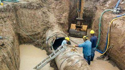 Recién hoy el suministro de agua se normalizaría en todos los barrios