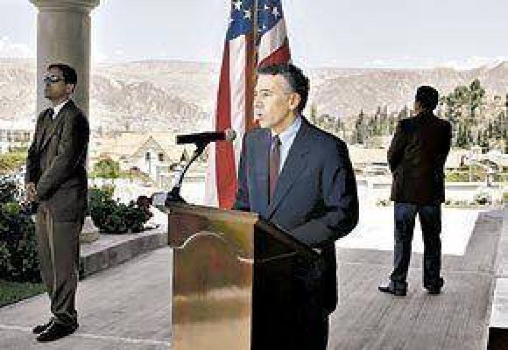 EE.UU. cancela sus programas de cooperación en Bolivia