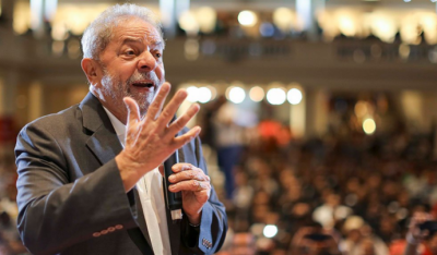 Sindicalismo de Brasil moviliza por Lula