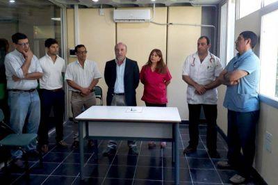 Asumió la nueva gerente general del hospital San Vicente de Paúl de Orán
