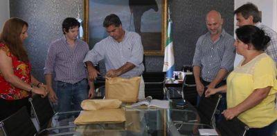 El Municipio realizó la apertura de sobres para obras de pavimento en Villa Prosperidad