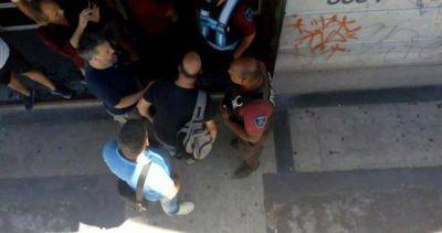 Policías, despidos, paro y ocupación en el Canal de la Ciudad