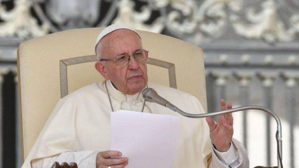 Papa peregrino de la paz y esperanza de Cristo. Video mensaje a Chile y Perú