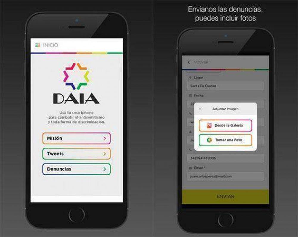 DAIA Denuncias, una app para luchar contra la discriminación