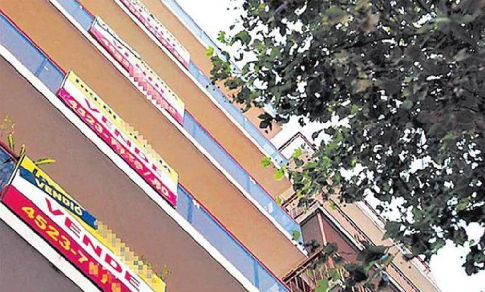 En Rosario, el valor de los inmuebles se incrementó casi un 12% en dólares