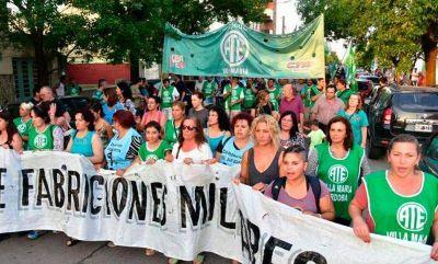 """El diputado nacional Julio Solanas dijo que """"el ajuste no pueden ser los trabajadores"""""""