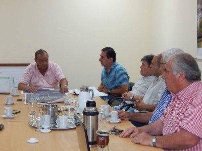 Sánchez visitó el Parque Industrial con Bayúgar para diagramar el 2018