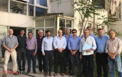 El peronismo del interior se une para levantar la voz contra Vidal y el Pacto Fiscal