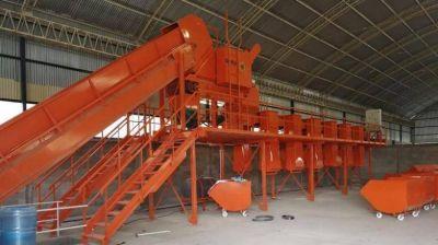Tafí Viejo avanza en la construcción de una planta de reciclaje de residuos
